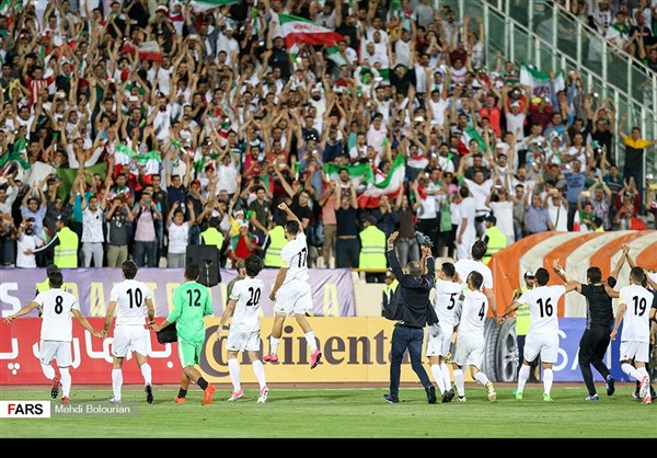منتخب ايران يكرم ضيفه بهدفين نظيفين ويتأهل لمونديال 2018 15