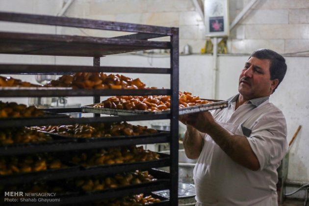 الحلويات الرمضانية في ايران 16