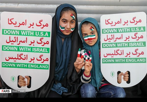 مظاهرات يوم القدس في ارجاء ايران 17