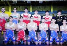 شباب ايران يتوجون ببطولة اسيا للمصارعة الرومانية