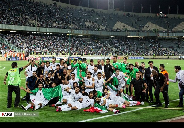 منتخب ايران يكرم ضيفه بهدفين نظيفين ويتأهل لمونديال 2018 18