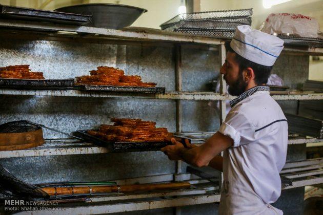 الحلويات الرمضانية في ايران 18