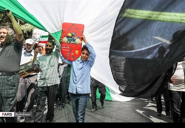 مظاهرات يوم القدس في ارجاء ايران 18