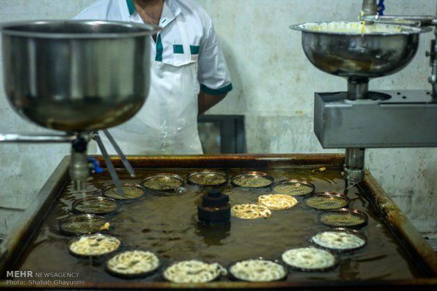 الحلويات الرمضانية في ايران 19
