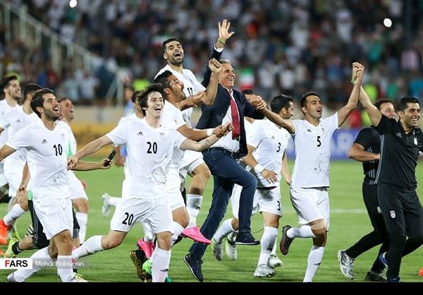 منتخب ايران يكرم ضيفه بهدفين نظيفين ويتأهل لمونديال 2018 2