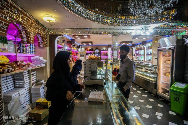 الحلويات الرمضانية في ايران 2