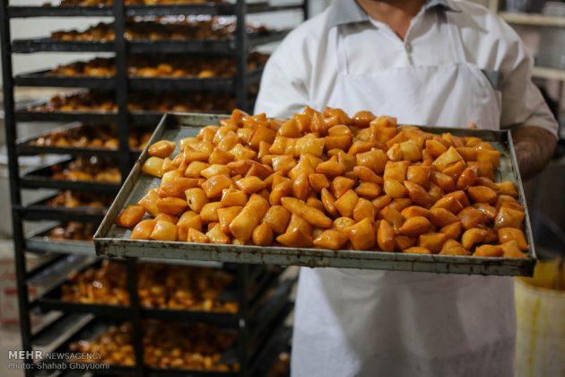 الحلويات الرمضانية في ايران 20