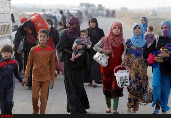 150 هزار غیرنظامی در موصل گرفتار شدهاند