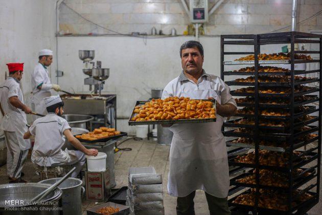 الحلويات الرمضانية في ايران 21