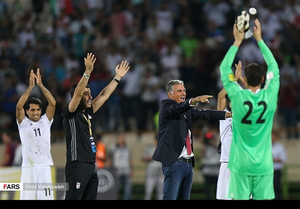 منتخب ايران يكرم ضيفه بهدفين نظيفين ويتأهل لمونديال 2018 22