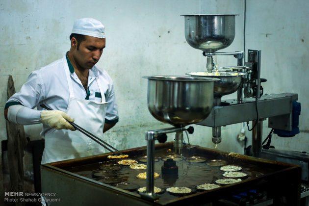 الحلويات الرمضانية في ايران 23