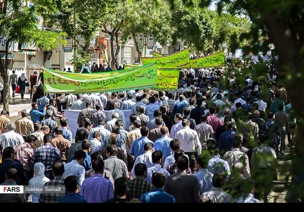 مظاهرات يوم القدس في ارجاء ايران 23