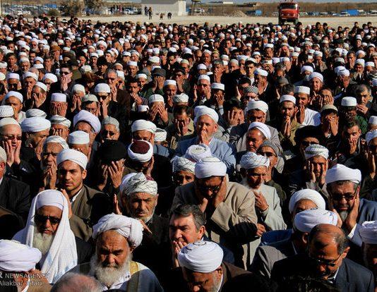 المذهب الحنفي الأكثر انتشارا لدى تركمان ايران