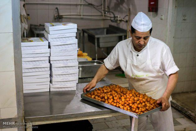 الحلويات الرمضانية في ايران 24