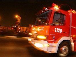 وقوع اصابات جراء حريق برج سكني في طهران