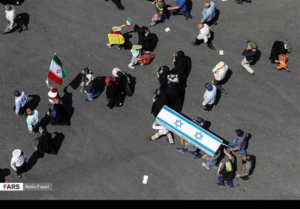 مظاهرات يوم القدس في ارجاء ايران 26