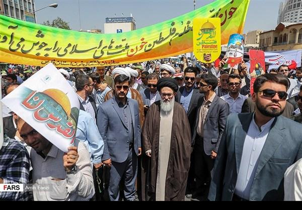 مظاهرات يوم القدس في ارجاء ايران 27