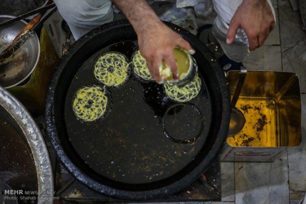 الحلويات الرمضانية في ايران 3