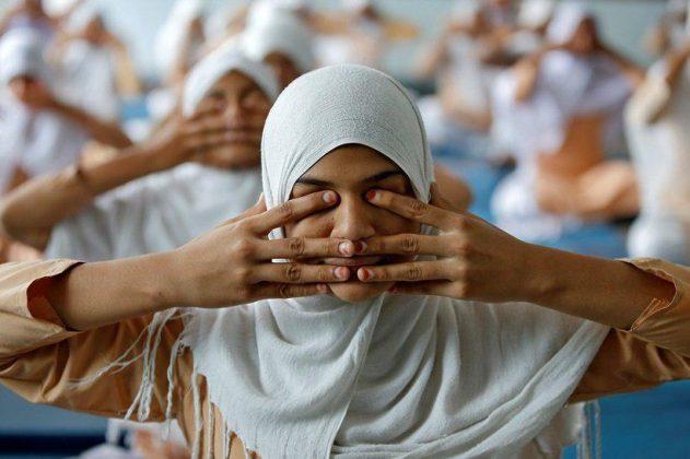 برگزاری مراسم روز جهانی یوگا در بیش از ۱۰۰ کشور جهان3