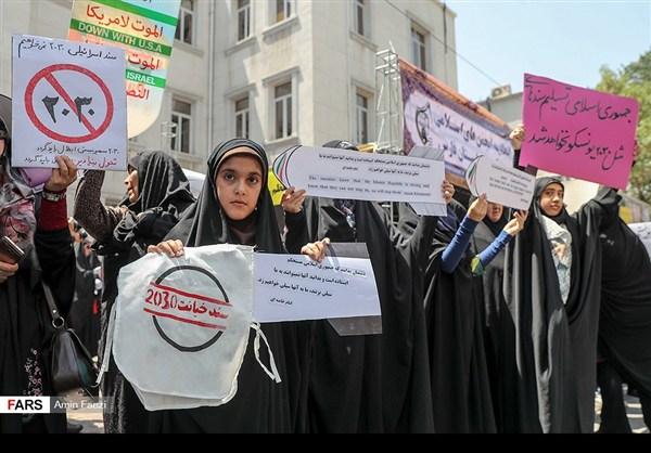 مظاهرات يوم القدس في ارجاء ايران 31