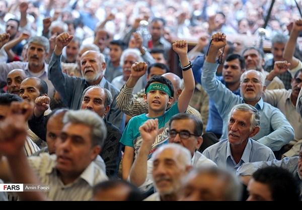 مظاهرات يوم القدس في ارجاء ايران 32