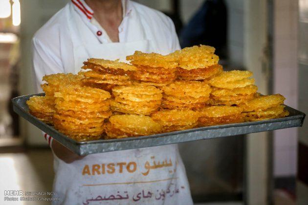 الحلويات الرمضانية في ايران 34
