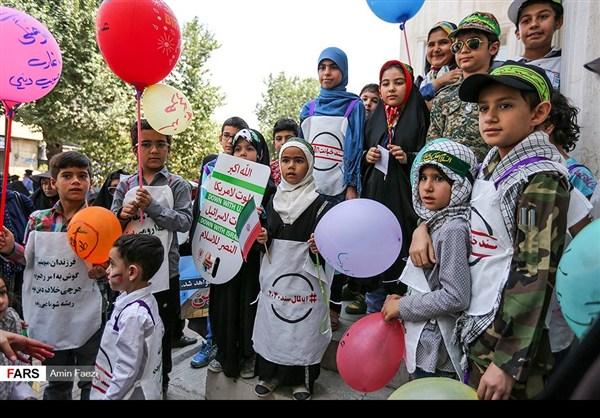 مظاهرات يوم القدس في ارجاء ايران 35