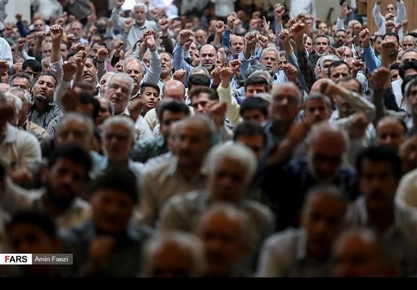مظاهرات يوم القدس في ارجاء ايران 36
