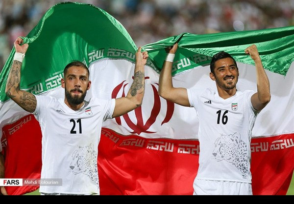 منتخب ايران يكرم ضيفه بهدفين نظيفين ويتأهل لمونديال 2018 4