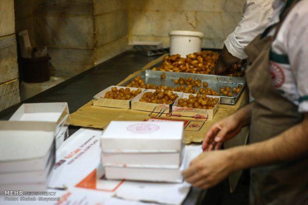 الحلويات الرمضانية في ايران 4