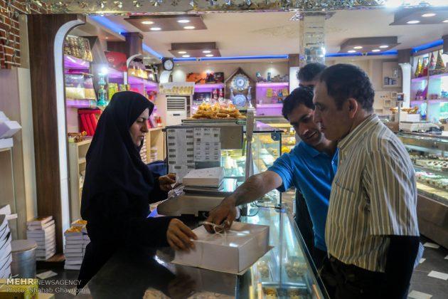 الحلويات الرمضانية في ايران 5