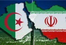 العلاقات المميزة بين ايران والجزائر
