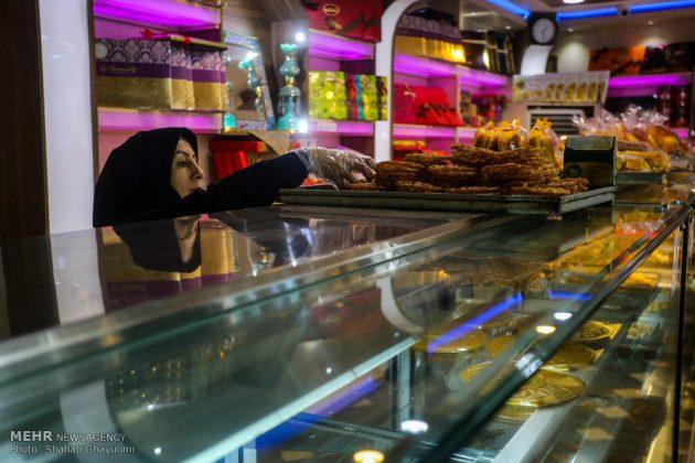الحلويات الرمضانية في ايران 6