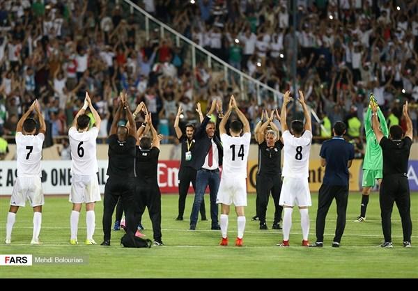 منتخب ايران يكرم ضيفه بهدفين نظيفين ويتأهل لمونديال 2018 6