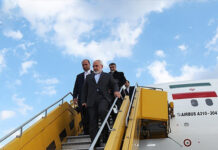 Zarif-Iranian FM Wraps Up Five-Day European Tour
