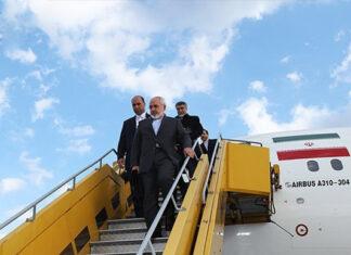 Zarif-Iranian FM Wraps Up Five-Day European Tour