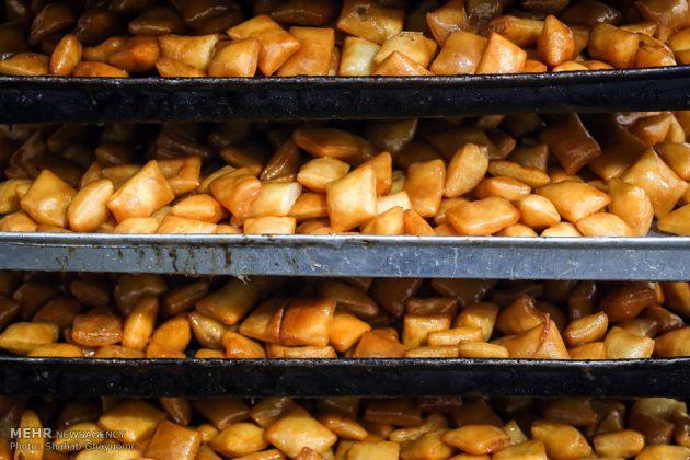 الحلويات الرمضانية في ايران 7