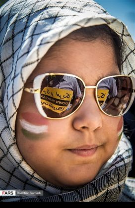 مظاهرات يوم القدس في ارجاء ايران 7