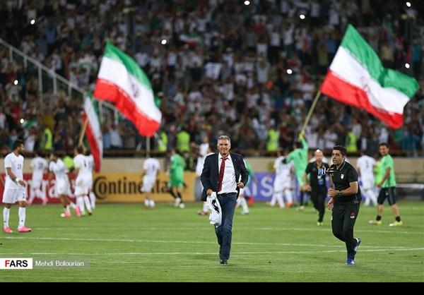 منتخب ايران يكرم ضيفه بهدفين نظيفين ويتأهل لمونديال 2018 7
