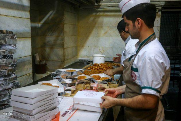 الحلويات الرمضانية في ايران 8