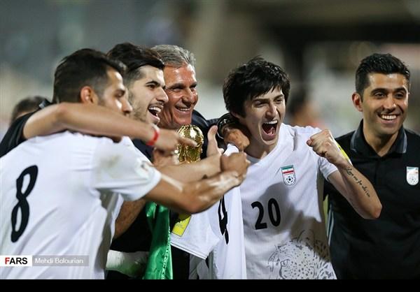 منتخب ايران يكرم ضيفه بهدفين نظيفين ويتأهل لمونديال 2018 8