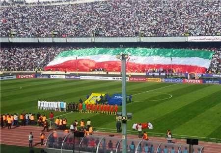 طاقم تحكيم عماني لإدارة مباراة ايران وأوزبكستان