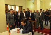 سفير ايران لدى العراق .. العلاقات بين البلدين في ذروتها