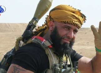 Abu Azreal Spotted on Syria-Iraq Border