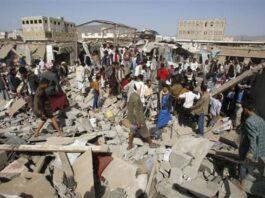 At Least 24 Killed in Saudi Airstrike on Yemen Market