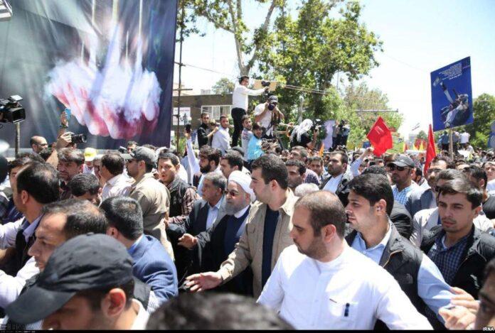 Hassan Rouhani - Iran President