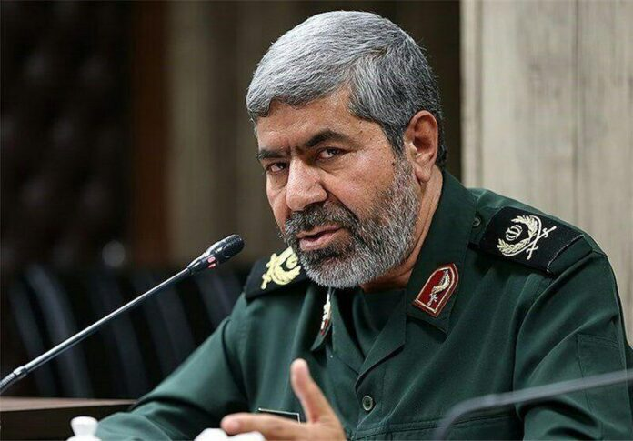 IRGC May Repeat Missile Attacks on ISIS Positions Spokesman