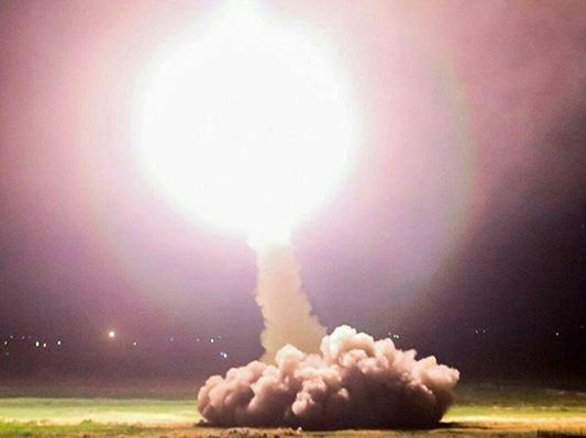 بازتاب حمله موشکی ایران