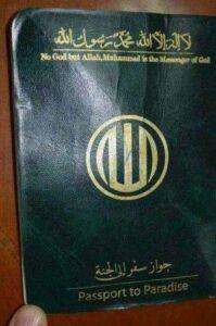 ISIS Pasport