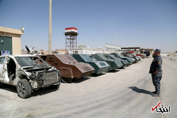 Toyota Land Cruiser 2017 >> ISIS Suicide Vehicles on Show in Iraq's Mosul